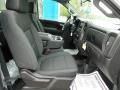 2019 Summit White Chevrolet Silverado 1500 WT Regular Cab 4WD  photo #35