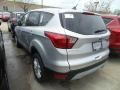 2019 Ingot Silver Ford Escape SE  photo #5