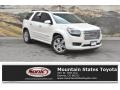 2014 White Diamond Tricoat GMC Acadia Denali AWD #133312366