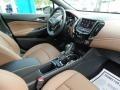 Dashboard of 2019 Cruze Diesel Hatchback