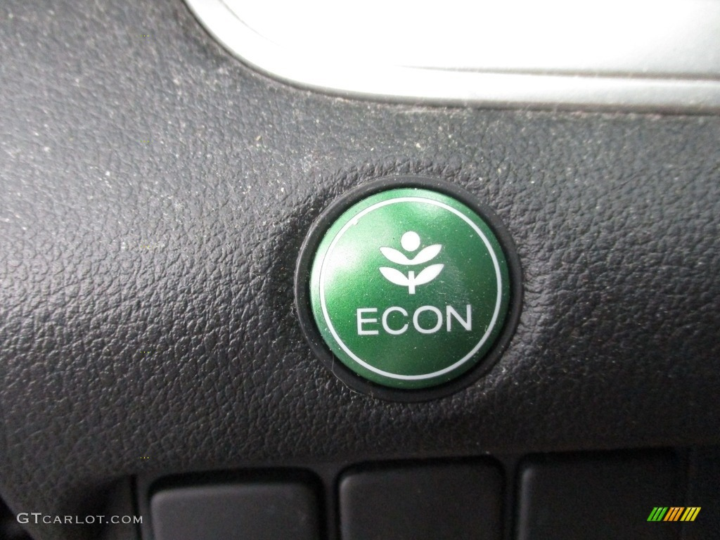 2016 CR-V EX AWD - Kona Coffee Metallic / Black photo #18