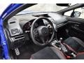 Carbon Black Interior Photo for 2018 Subaru WRX #133331559