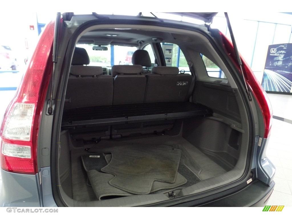 2009 CR-V EX 4WD - Glacier Blue Metallic / Gray photo #22