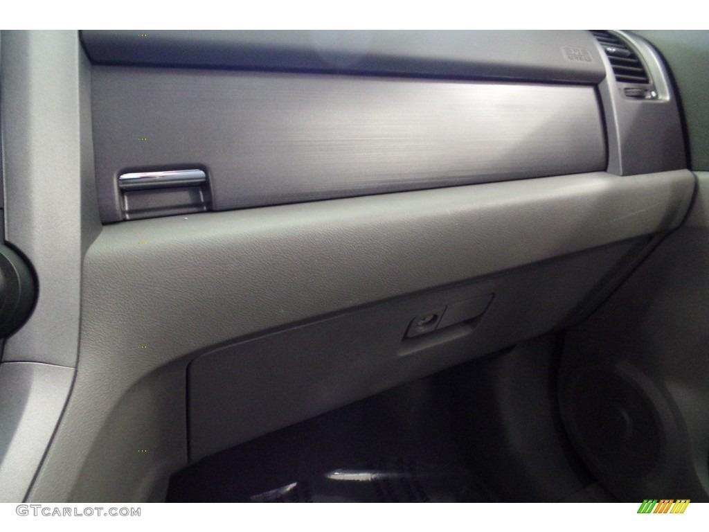 2009 CR-V EX 4WD - Glacier Blue Metallic / Gray photo #32