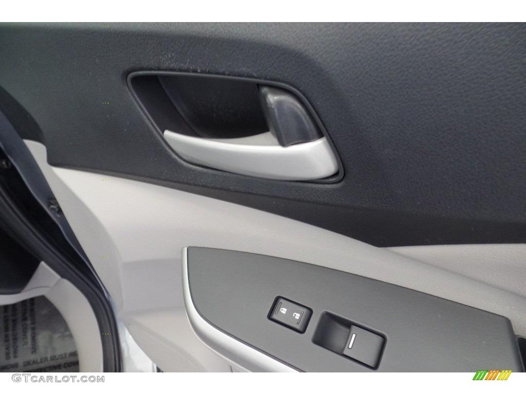 2013 CR-V EX-L AWD - Polished Metal Metallic / Gray photo #20