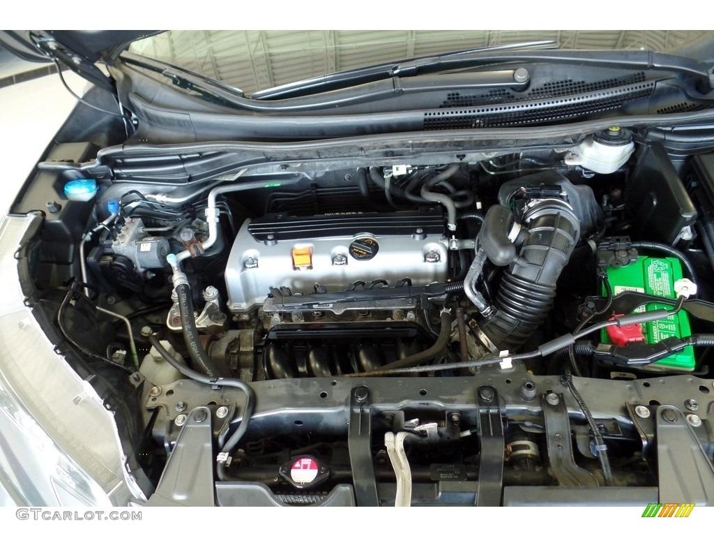 2013 CR-V EX-L AWD - Polished Metal Metallic / Gray photo #33