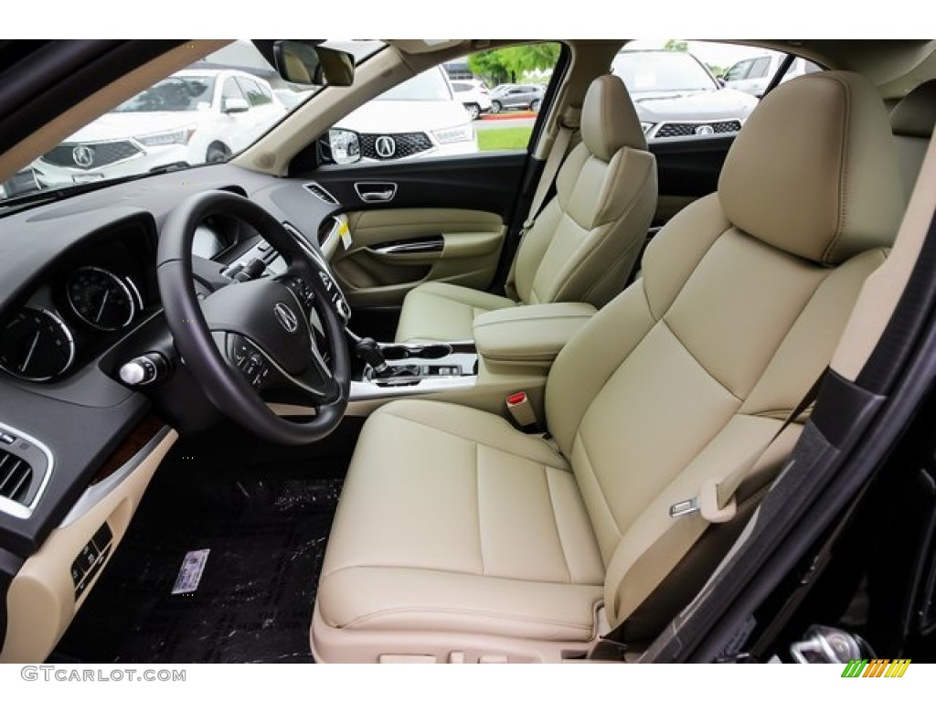 Parchment Interior 2020 Acura Tlx Sedan Photo 133349976 Gtcarlot Com
