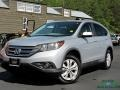 2013 Mountain Air Metallic Honda CR-V EX-L AWD #133342729