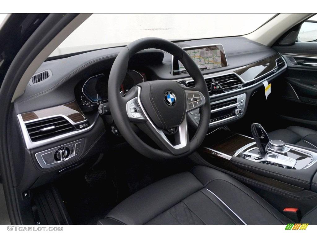 Black Interior 2020 Bmw 7 Series 745e Xdrive Iperformance Sedan Photo 133359464 Gtcarlot Com