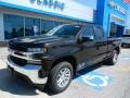 Havana Brown Metallic 2019 Chevrolet Silverado 1500 LT Double Cab 4WD