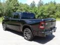 Diamond Black Crystal Pearl - 1500 Laramie Crew Cab 4x4 Photo No. 8