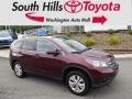 2013 Basque Red Pearl II Honda CR-V EX AWD #133357759