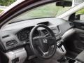 2013 Basque Red Pearl II Honda CR-V EX AWD  photo #12