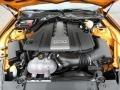 2018 Orange Fury Ford Mustang GT Premium Fastback  photo #7