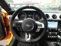 2018 Orange Fury Ford Mustang GT Premium Fastback  photo #17