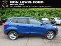 2019 Lightning Blue Ford Escape SE 4WD  photo #1