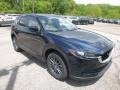 Deep Crystal Blue Mica - CX-5 Touring AWD Photo No. 3