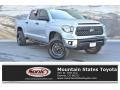2018 Silver Sky Metallic Toyota Tundra SR5 CrewMax 4x4 #133378199