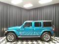 Bikini Pearl 2019 Jeep Wrangler Unlimited Sahara 4x4