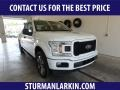 Oxford White 2019 Ford F150 STX SuperCab 4x4