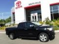2011 Black Toyota Tundra Limited Double Cab 4x4  photo #2