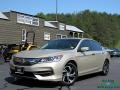 Champagne Frost Pearl 2016 Honda Accord LX Sedan