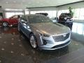 Satin Steel Metallic 2019 Cadillac CT6 Luxury AWD