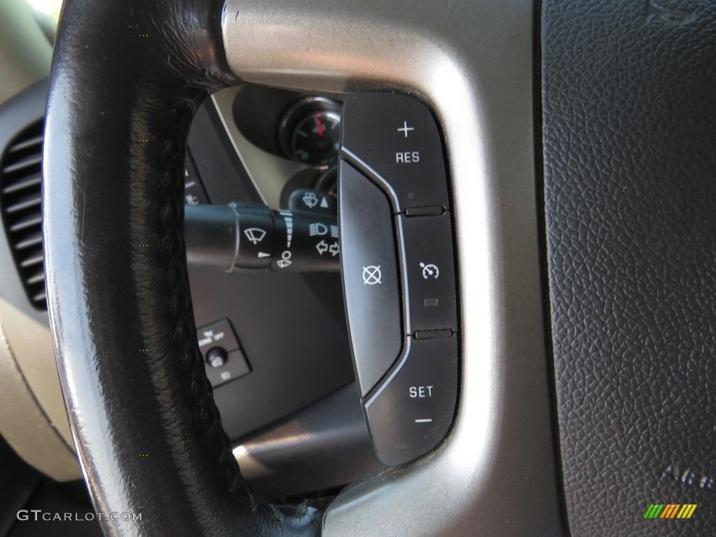 2012 Silverado 1500 LT Extended Cab 4x4 - Victory Red / Ebony photo #35
