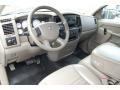 2006 Bright White Dodge Ram 1500 ST Quad Cab 4x4  photo #10