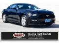 2015 Black Ford Mustang V6 Coupe #133417883