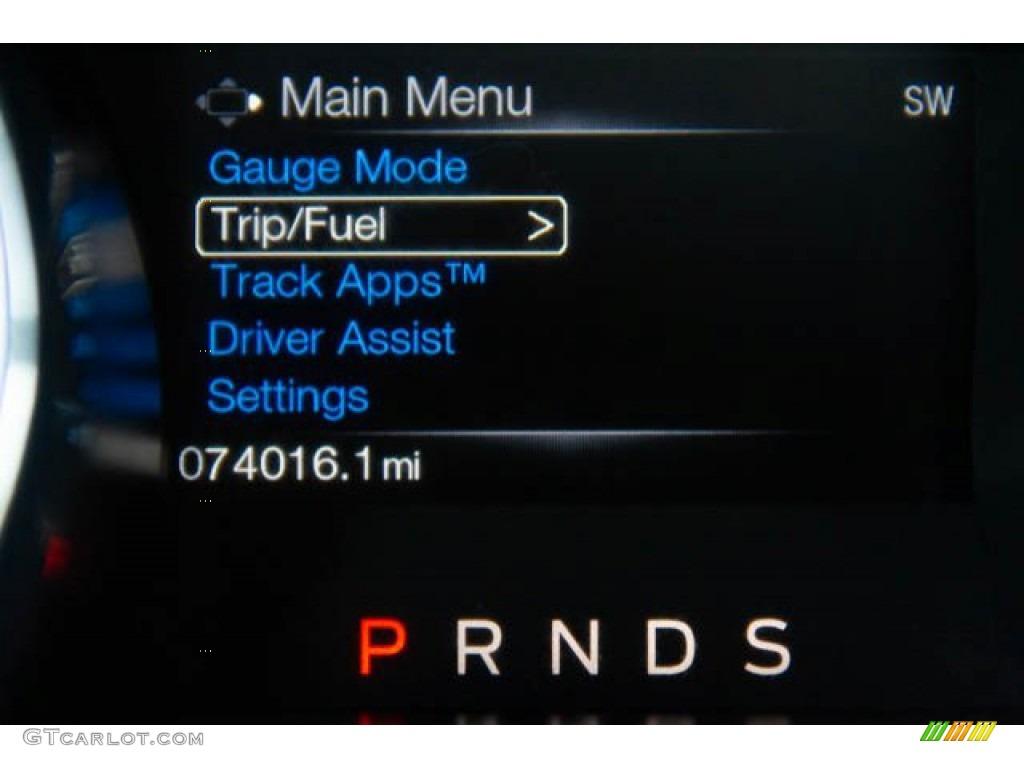2015 Mustang V6 Coupe - Black / Ebony photo #6