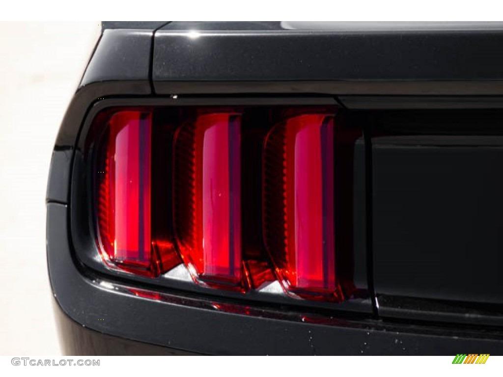 2015 Mustang V6 Coupe - Black / Ebony photo #10