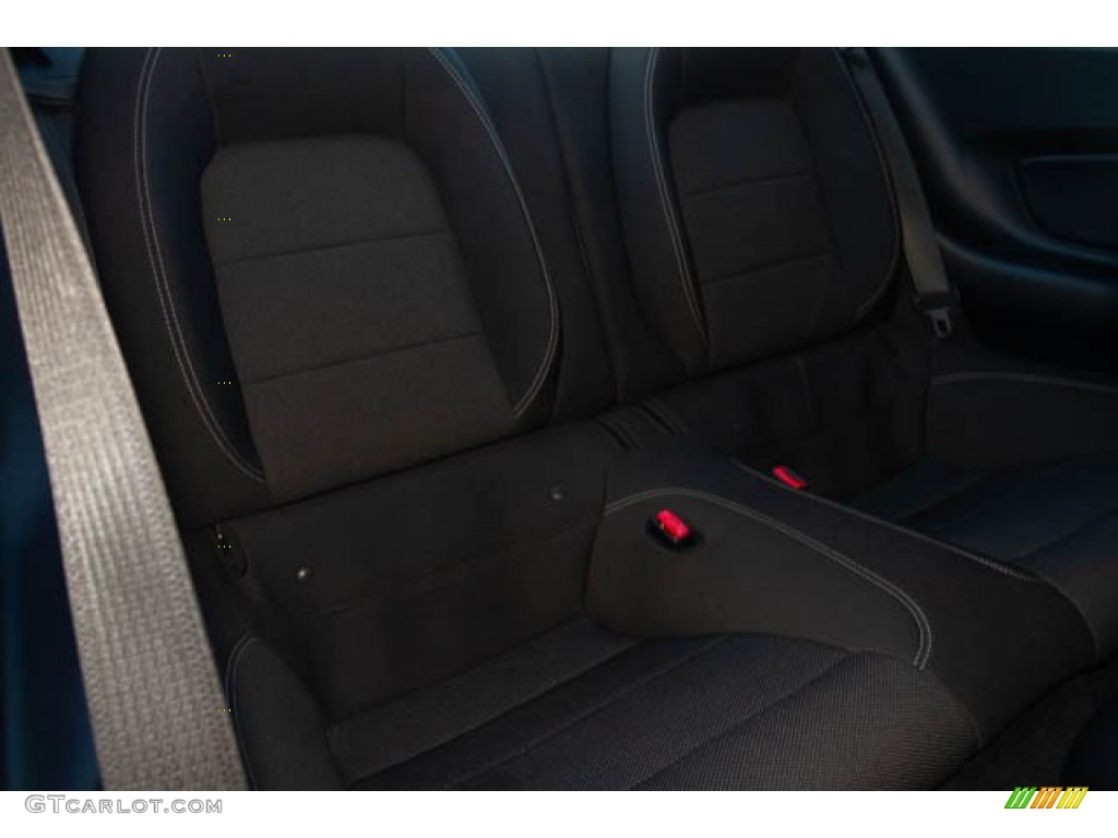 2015 Mustang V6 Coupe - Black / Ebony photo #16