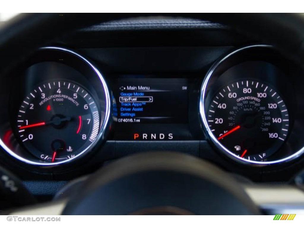 2015 Mustang V6 Coupe - Black / Ebony photo #20