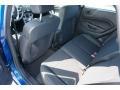 2019 Lightning Blue Ford Fiesta SE Sedan  photo #5