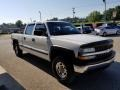 2002 Summit White Chevrolet Silverado 1500 LT Crew Cab 4x4  photo #28
