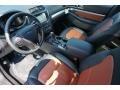 2019 Ford Explorer Medium Black/Desert Copper Interior Interior Photo