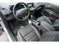 2019 Ingot Silver Ford Escape Titanium 4WD  photo #4