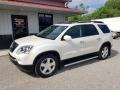 2008 White Diamond Tricoat GMC Acadia SLT AWD #133445311