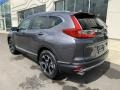 2019 Modern Steel Metallic Honda CR-V Touring AWD  photo #7