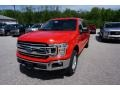 2019 Race Red Ford F150 XL SuperCrew 4x4 #133461909