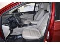 2017 Ruby Red Ford Escape Titanium 4WD  photo #7
