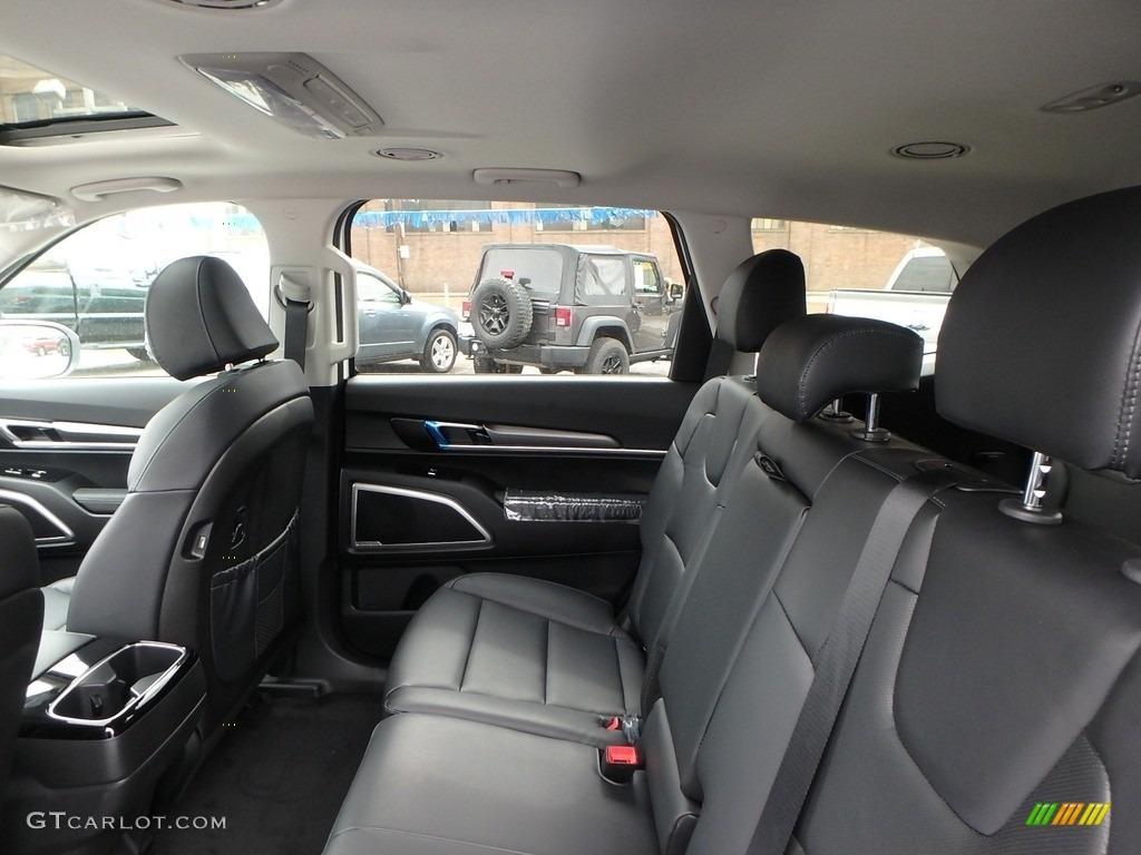 Black Interior 2020 Kia Telluride S Awd Photo 133480522 Gtcarlot Com