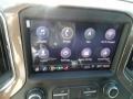 2019 Satin Steel Metallic Chevrolet Silverado 1500 High Country Crew Cab 4WD  photo #37