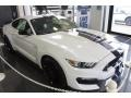 2019 Oxford White Ford Mustang Shelby GT350  photo #2