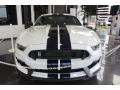 2019 Oxford White Ford Mustang Shelby GT350  photo #3