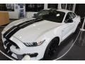 2019 Oxford White Ford Mustang Shelby GT350  photo #4