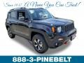2019 Black Jeep Renegade Trailhawk 4x4 #133483630