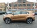 Burnished Copper - Sportage LX AWD Photo No. 6