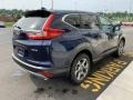 2019 Obsidian Blue Pearl Honda CR-V EX-L  photo #5